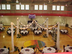 Community Center Wedding Events